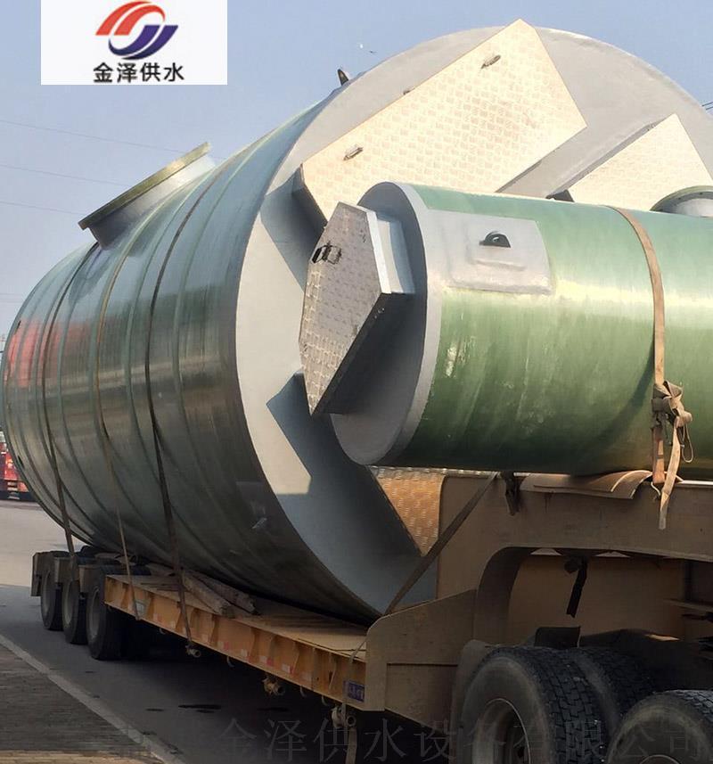 進口水泵品牌一體化污水提升泵站廠家130659945