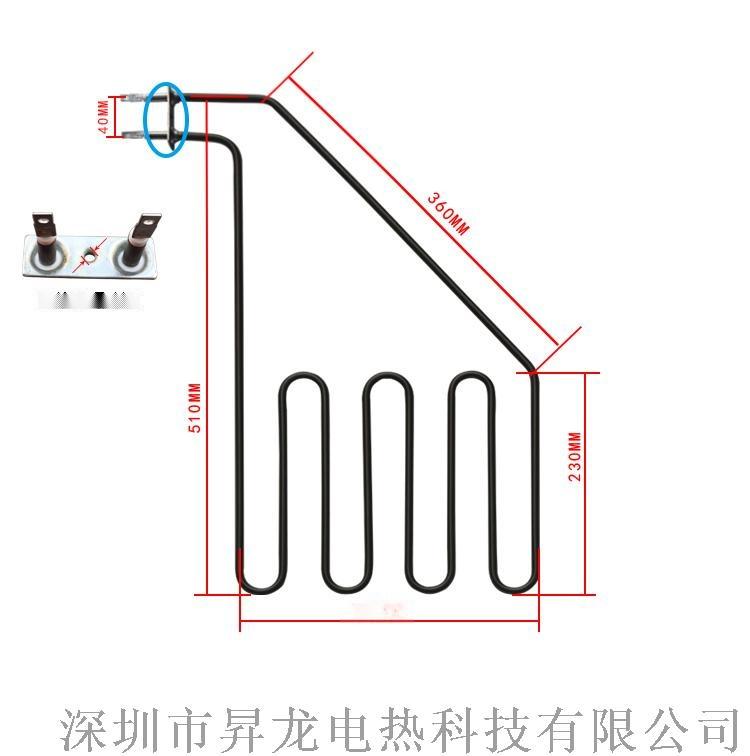 桑拿浴電熱管桑拿爐加熱管桑拿房幹蒸發熱管131249355