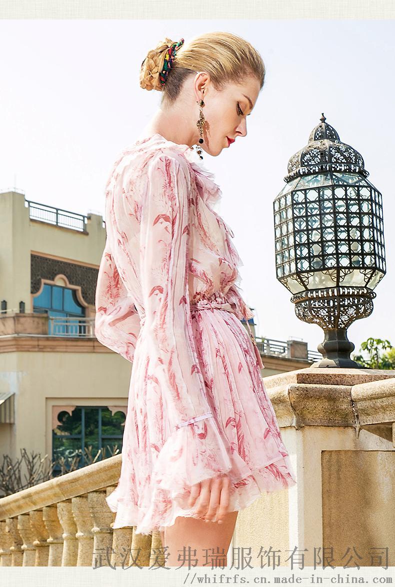 蒂芙格2020春装苎麻新款中长裙自己想开个服装店892513335