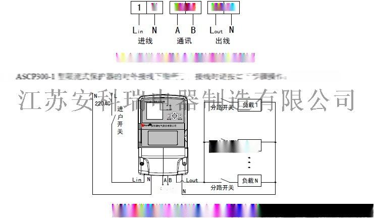 安科瑞单相限流式保护 灭弧式短路保护器132364635
