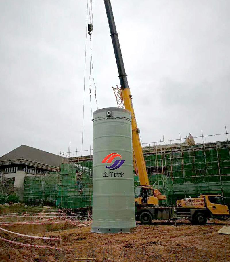 南京一體化污水提升泵站供應商893330785
