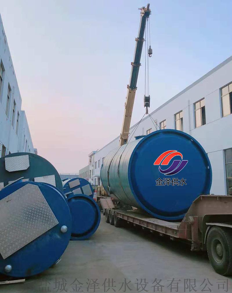南京一體化污水提升泵站供應商132655305