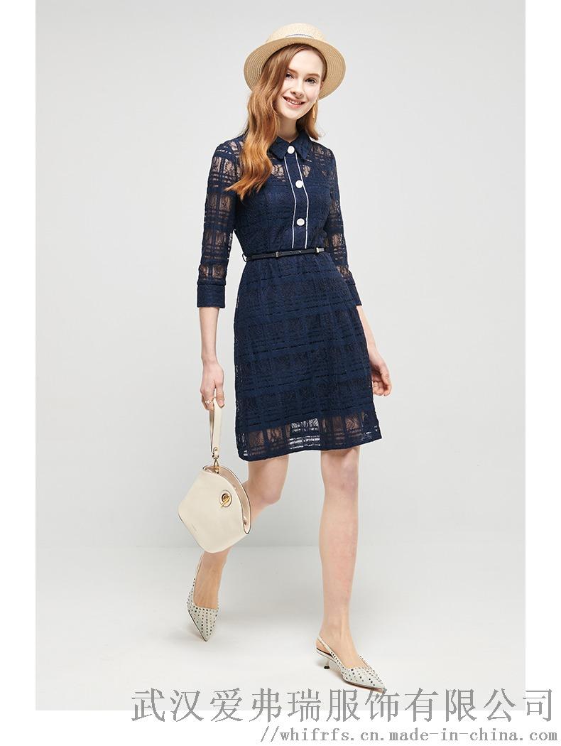 丽想2020春五分袖宽松中长款裙进货带多少钱合适894007835