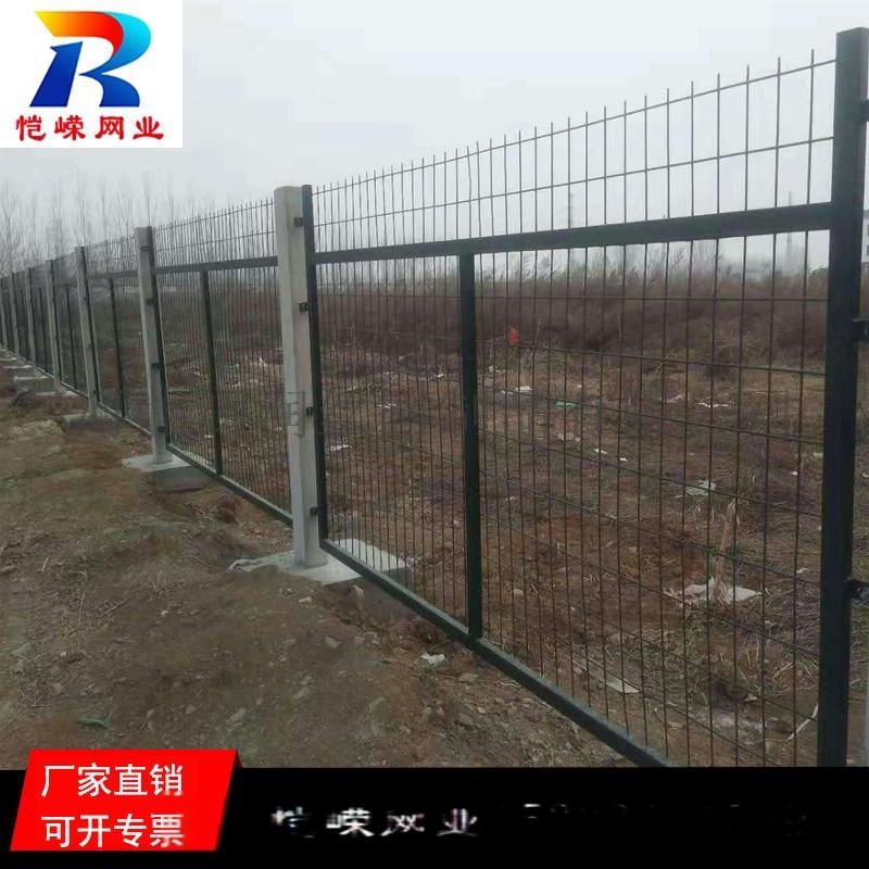 铁路两侧防护栅栏 铁路沿线防护栅栏厂家894993525