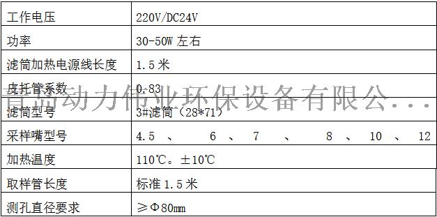DL-Y12型加热型烟尘取样 134323862