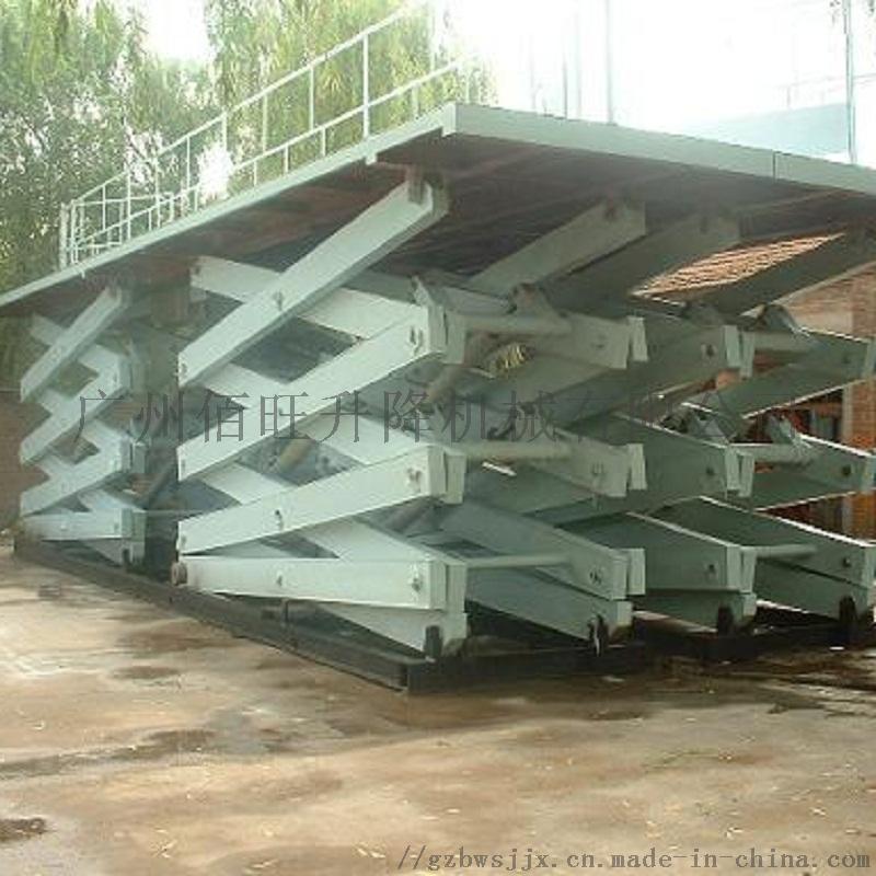 SJG型佰旺固定式升降机固定式升降货梯定制维修133520692