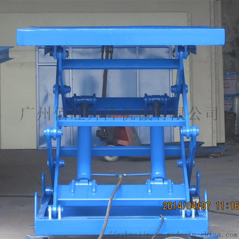 SJG型佰旺固定式升降机固定式升降货梯定制维修133520682