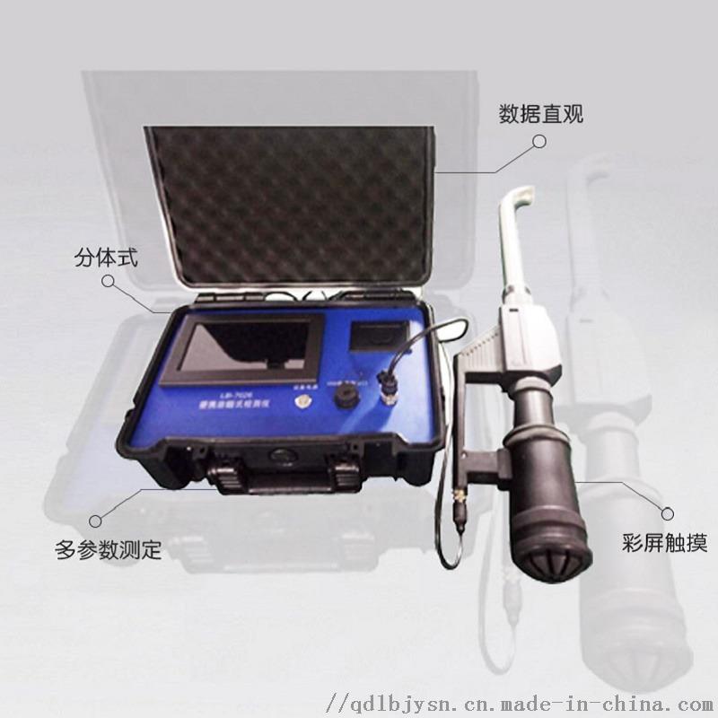 重量轻LB-7026型便携式油烟检测仪135141812