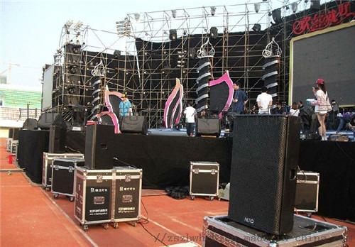 中山古镇舞台灯光音响出租公司,年会策划、表演节目135194495