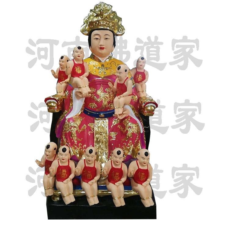 1.3米十二   送子娘娘神像135204892