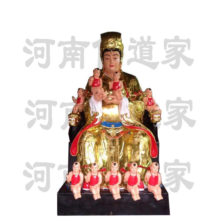 无圣老母佛像 十二老母神像厂868551042