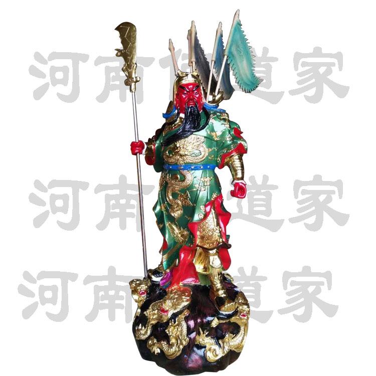 关圣帝君佛像 关二爷雕塑868551742