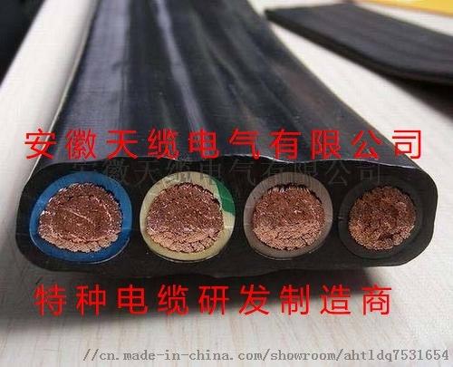 高壓扁平軟電纜YGPB6/10KV/安徽天纜電氣有限公司134387575
