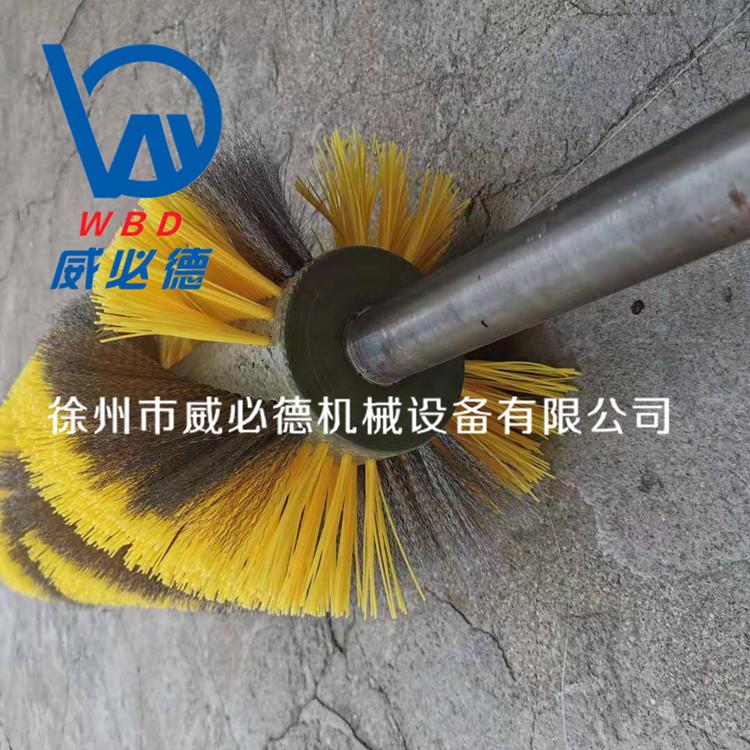 电动毛刷清扫器-电动毛刷清扫器安装图881124255