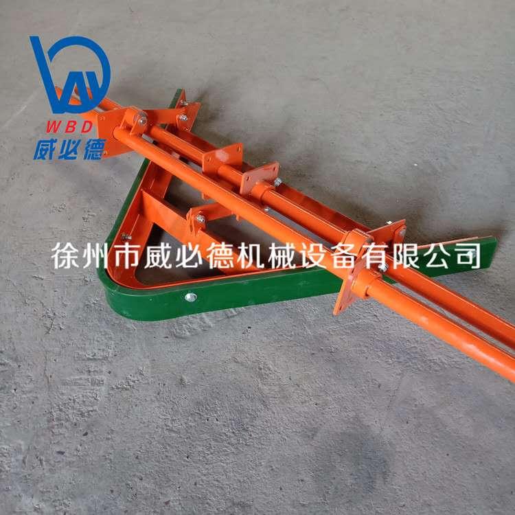 输送机空段清扫器 马丁v型空段清扫器110083065