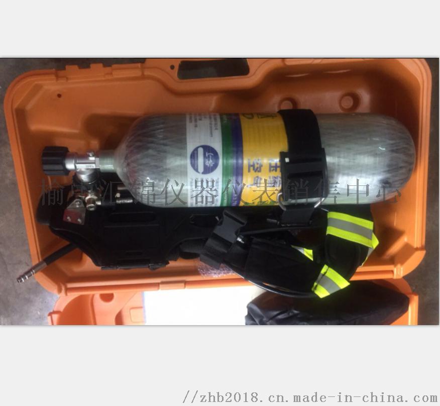 西安正壓式空氣呼吸器諮詢:13572886989903197635