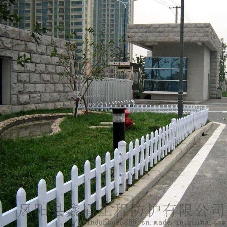 海南绿色草坪护栏 pvc绿化围栏厂家767449622