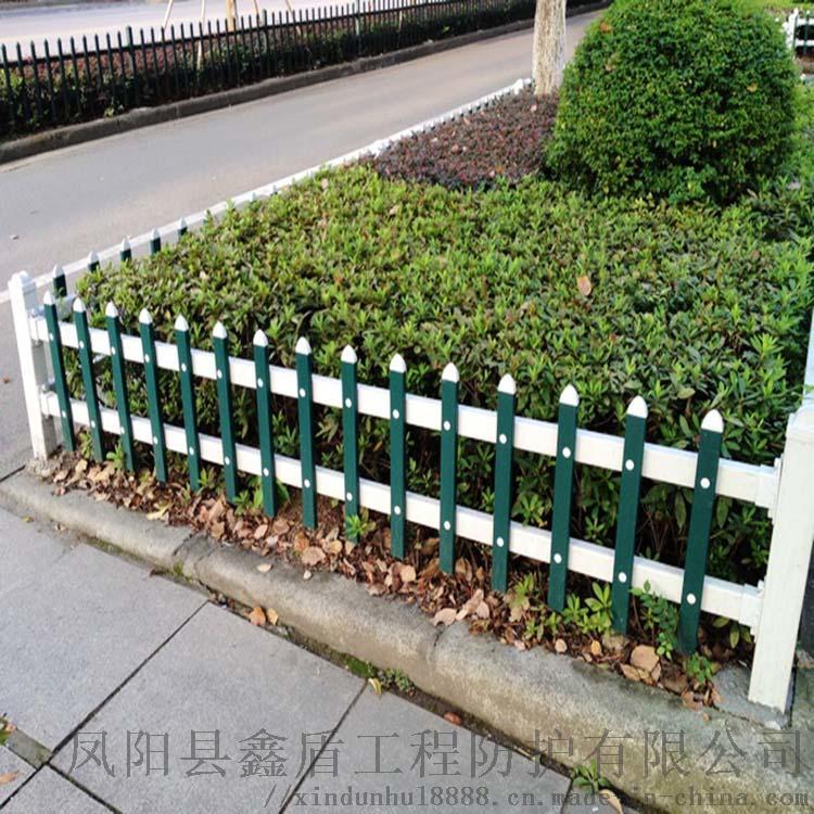 海南绿色草坪护栏 pvc绿化围栏厂家62825722