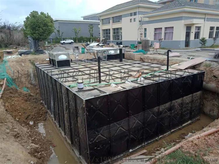 装配式BDF地埋箱泵一体化设备运行原理156699105