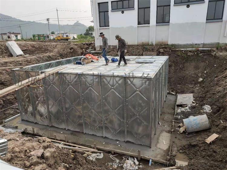 装配式BDF地埋箱泵一体化设备运行原理156699085