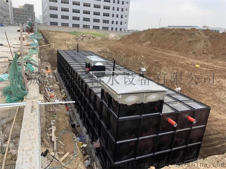 抗浮BDF地埋式箱泵一体化定制设计说明871701552