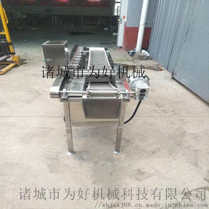 馓子节能环保自动过滤油炸线 小食品油炸机130025032