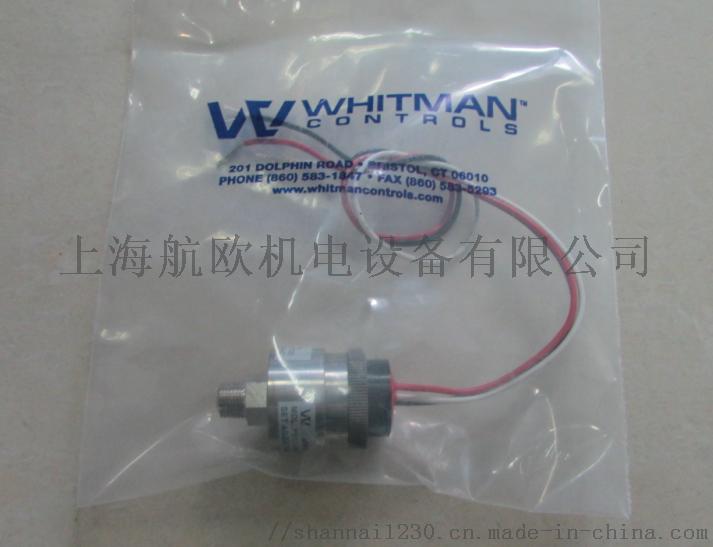 WHITMAN压力开关W117G-5H-C11T873192632