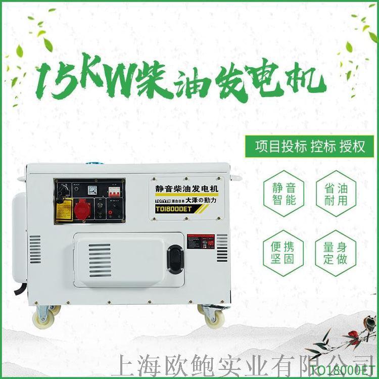 12KW小型柴油发电机同步励磁134087332