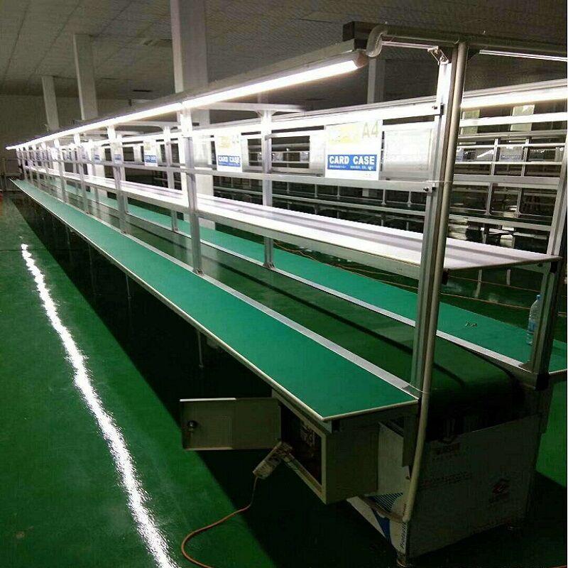 电子电器生产线 防静电工作台流水线 皮带输送线91230472