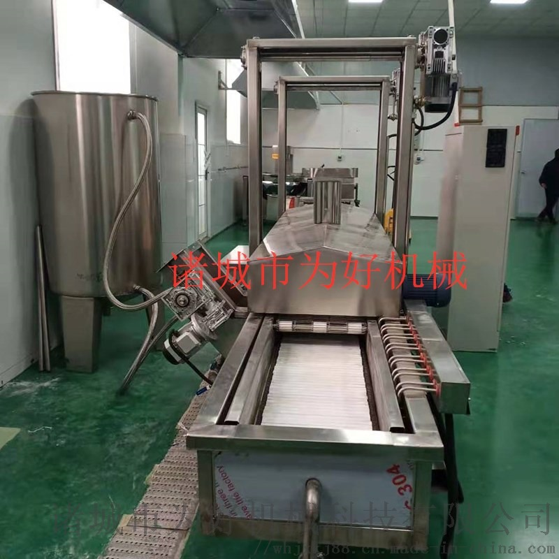 吉林锅包肉油炸机   小酥肉油炸设备869704692