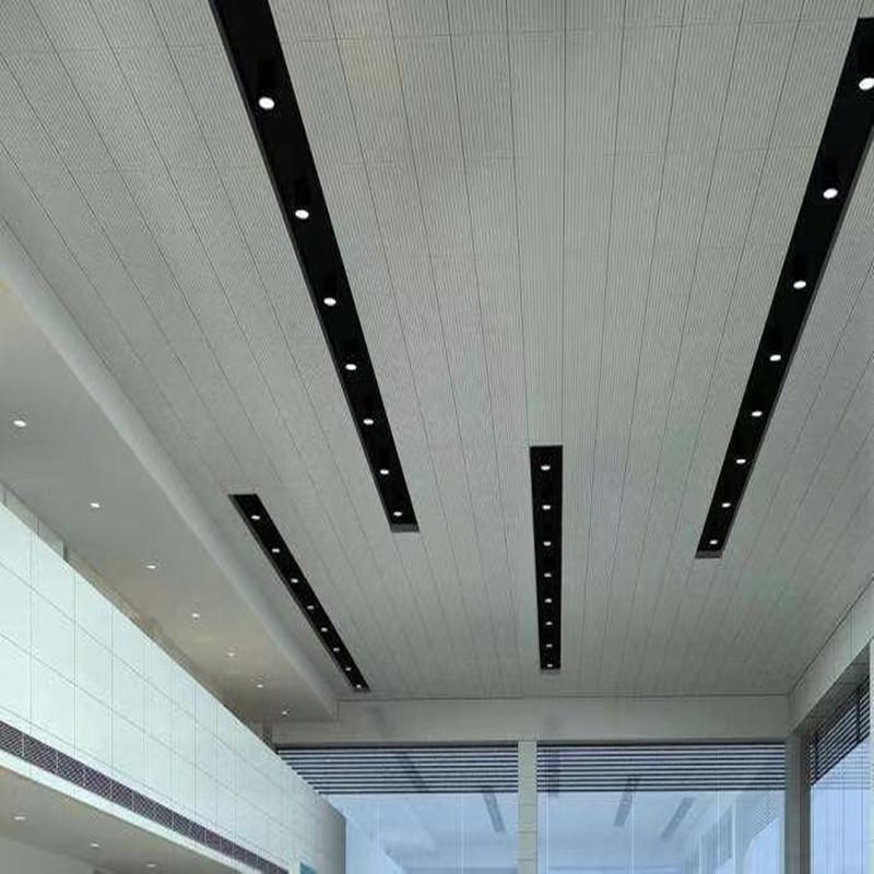 金属吊顶装饰板-冲孔铝扣板玩转时尚风137934062