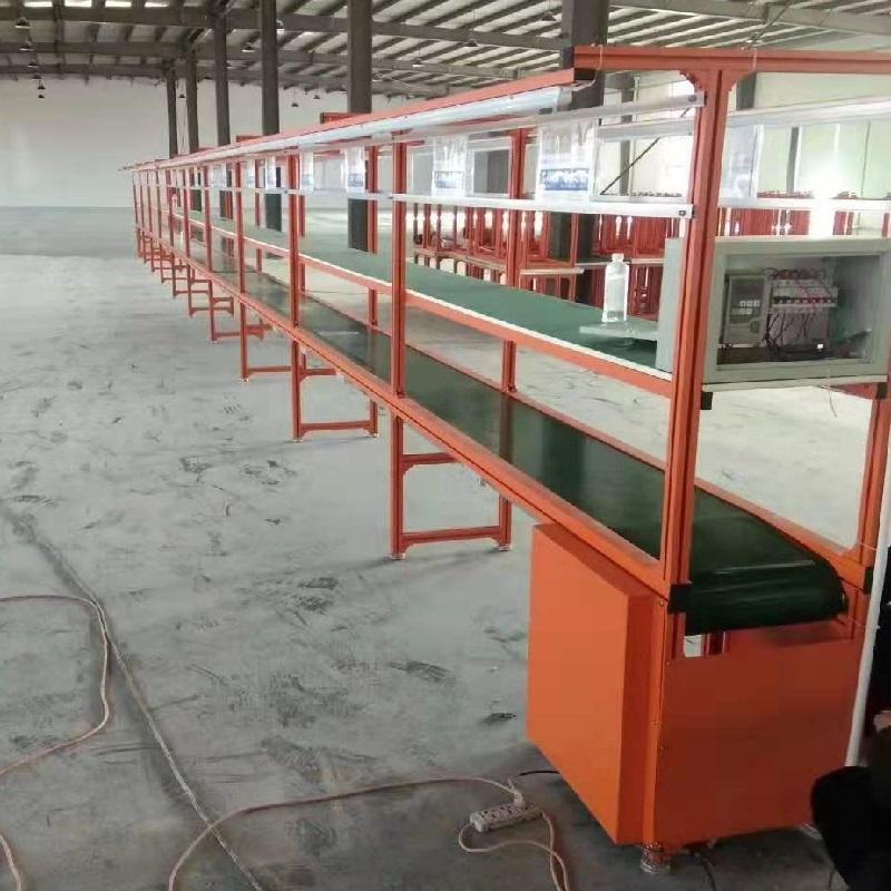 防静电流水线工作台 车间生产线 检验操作台输送线874188512