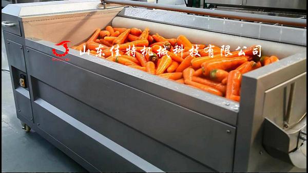 花生去泥清洗机 连续式果蔬清洗机65092302
