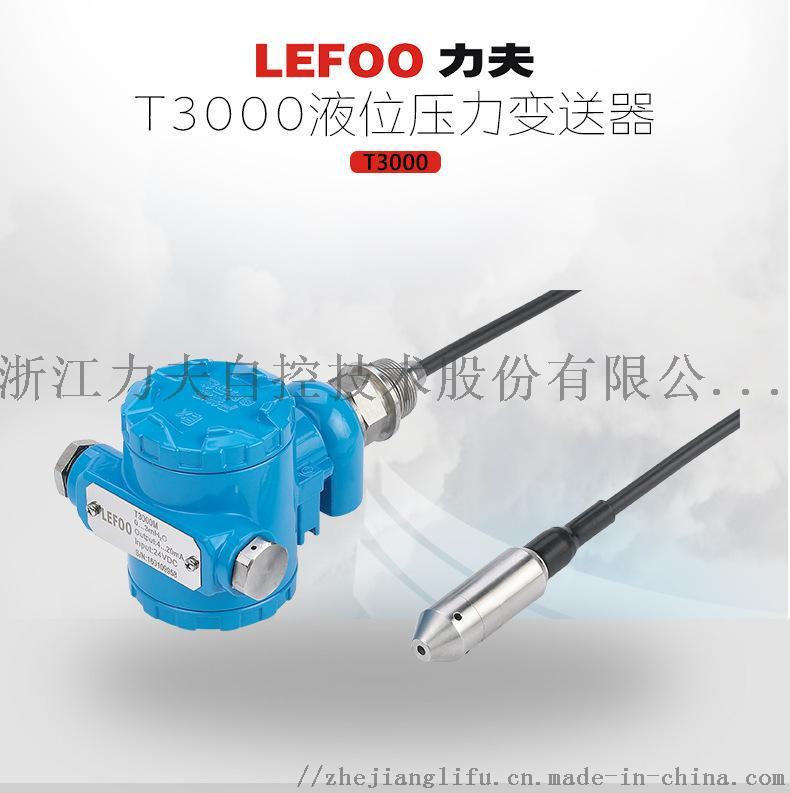 T3000 液位壓力變送器 投入式液位計水位感測器912228885