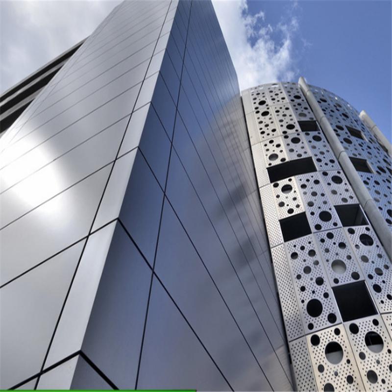 建筑幕墙穿孔装饰铝单板实体厂家875666432