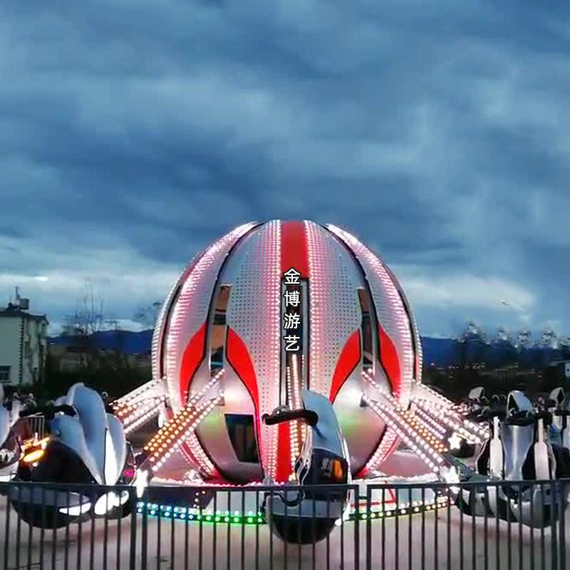 亲子农庄旋转类游乐设施 24人星际穿越娱乐设备914998435