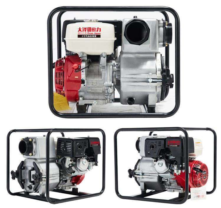 大泽动力2寸汽油水泵140034422