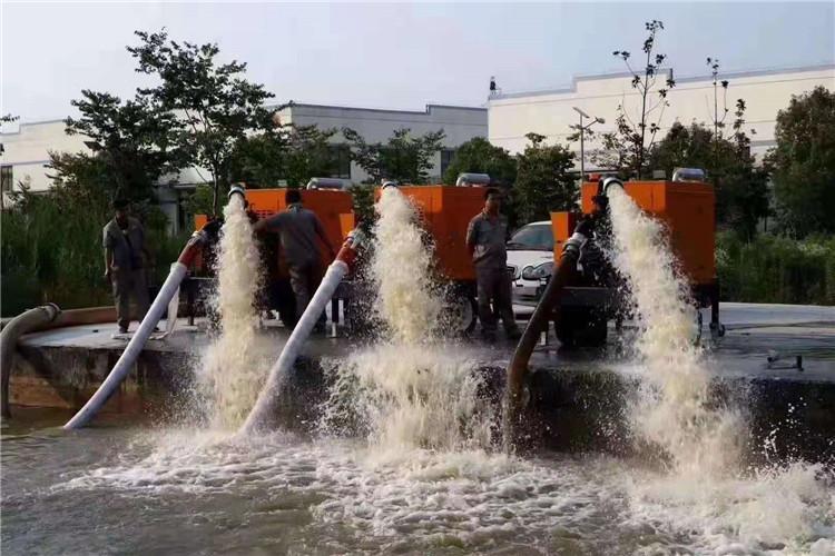 防水防洪8寸柴油自吸水泵140039772