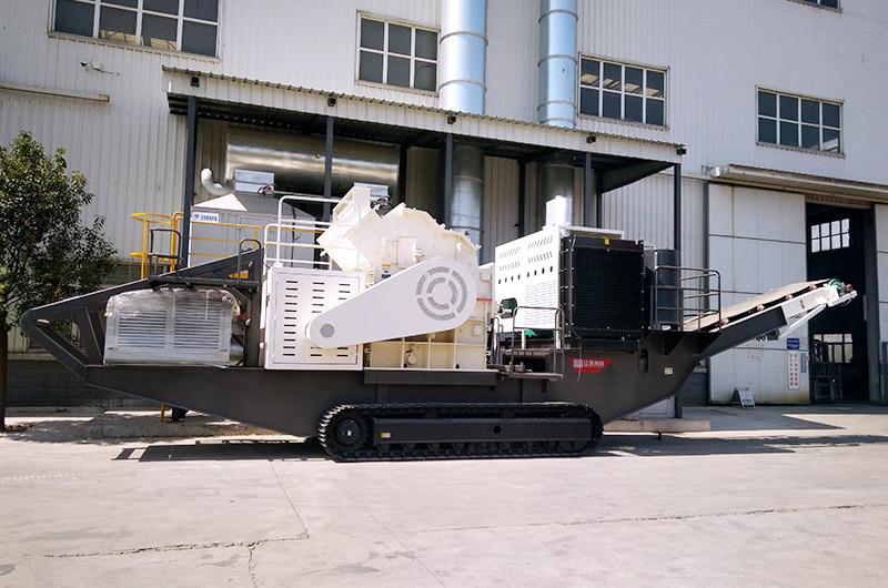 可移动式破碎机报价 河南移动破生产厂家 红星机器877650012