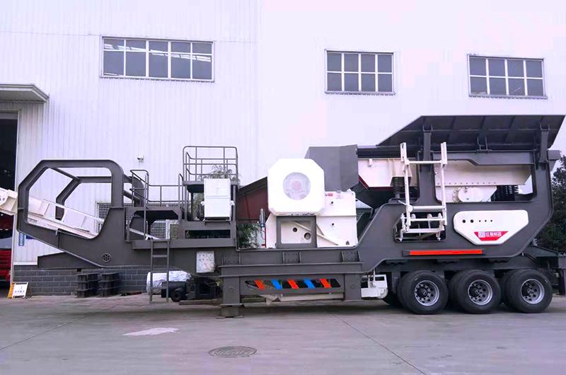 可移动式破碎机报价 河南移动破生产厂家 红星机器140095222