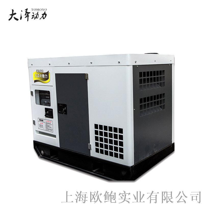大泽动力20kw静音柴油发电机TO22000ET864216272