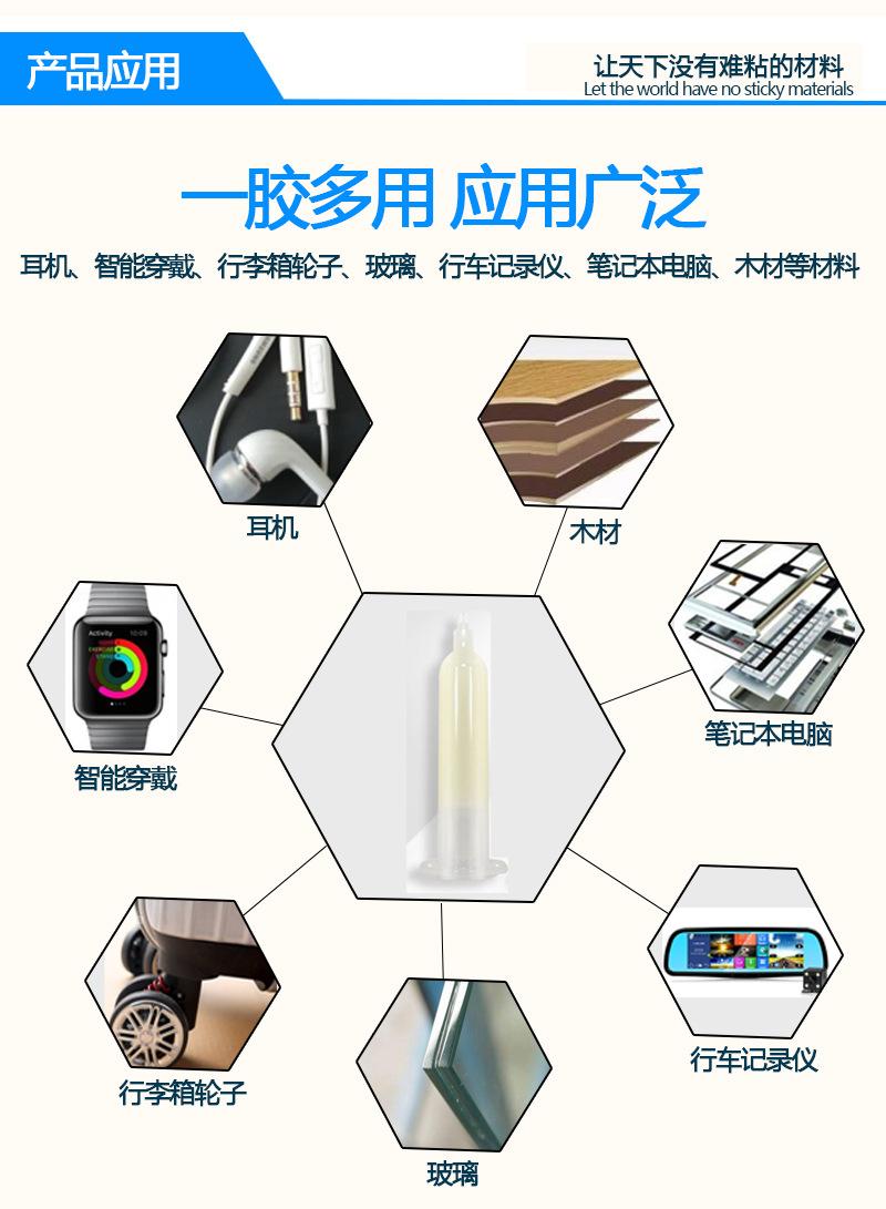 手机玻璃盖板胶水钢化膜胶PUR热熔胶深圳厂家140620365