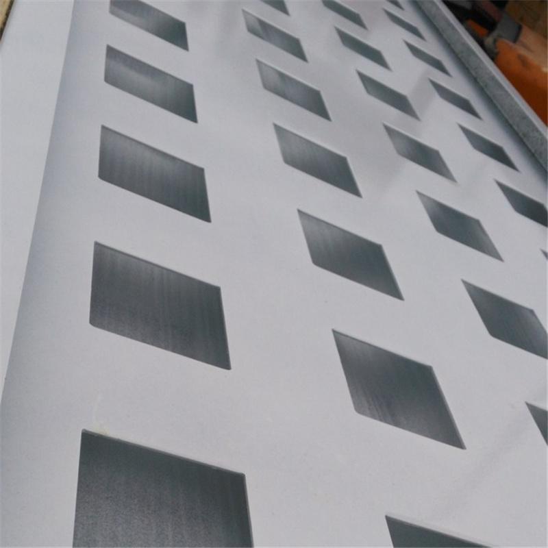 外墙冲孔铝单板、金属装饰冲孔板实力商家139413642