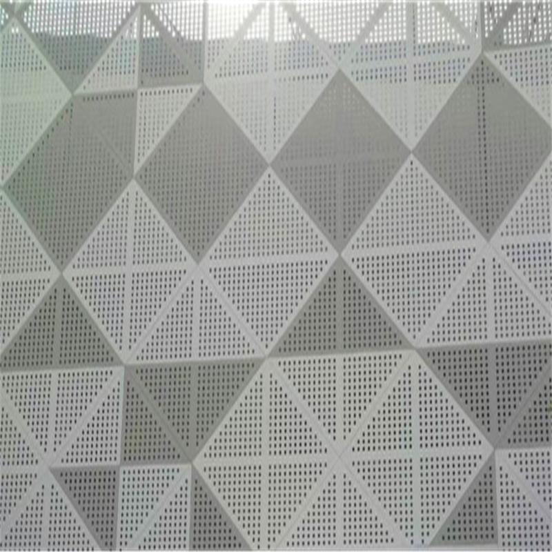 穿孔造型铝板 门头冲孔铝单板时尚简约138143512