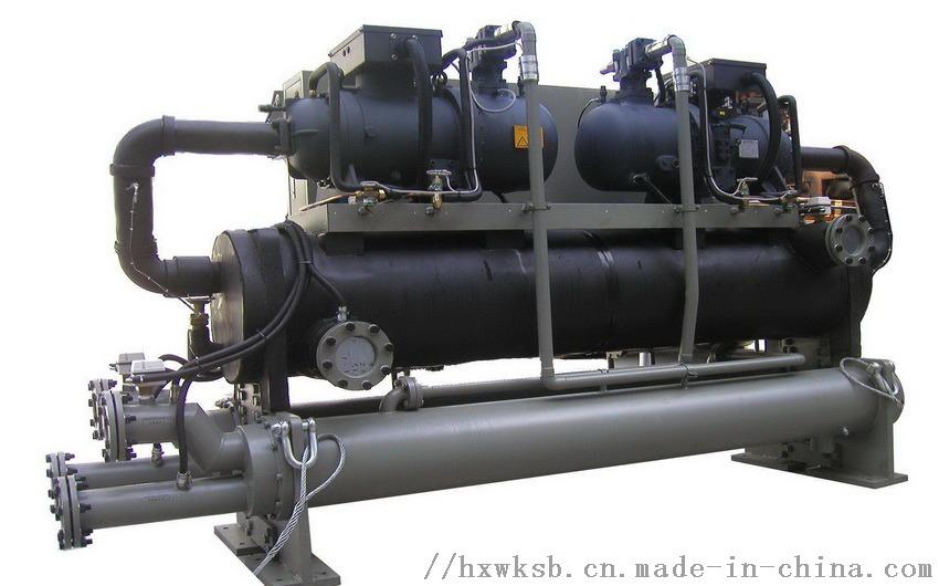 工业螺杆式冷水机