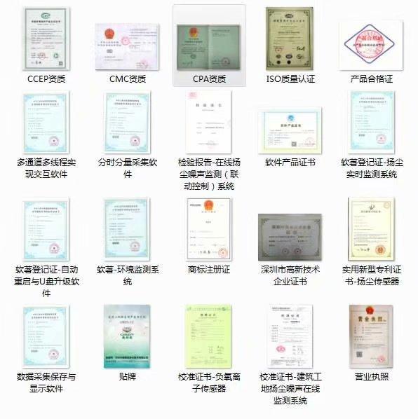 深圳厂家微型空气站 物联网空气质量监测预警系统141794385
