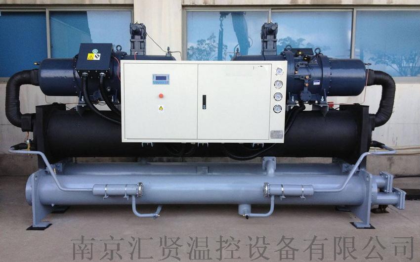 低温乙二醇冷水机