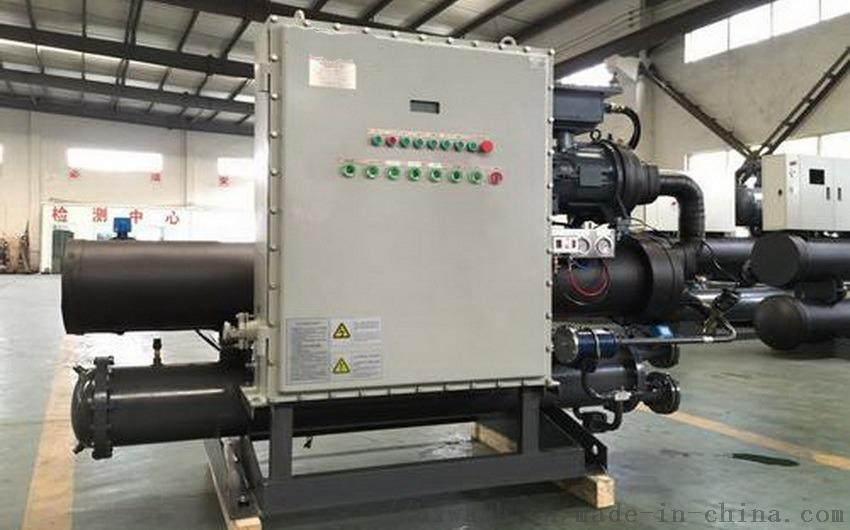 乙二醇低温冷水机
