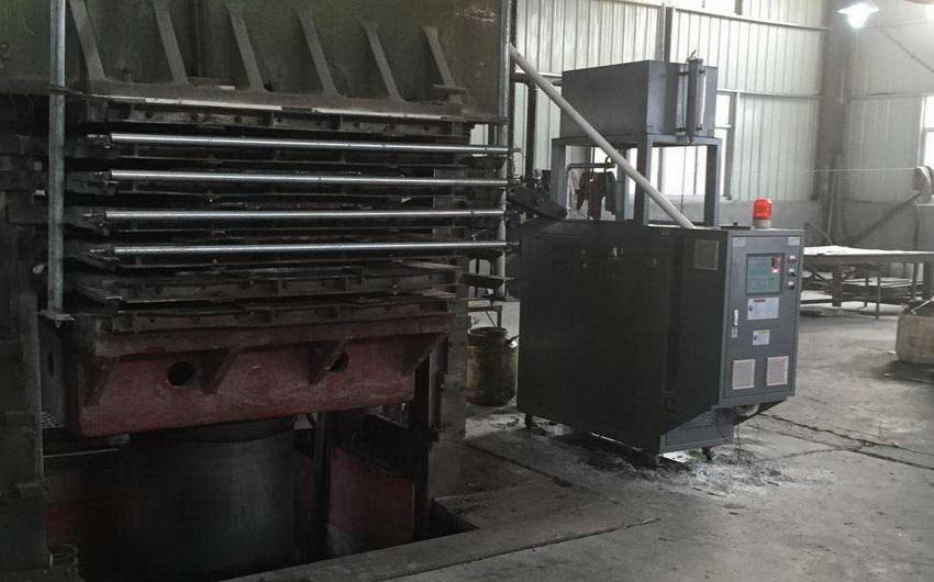 热压机平板油加热器