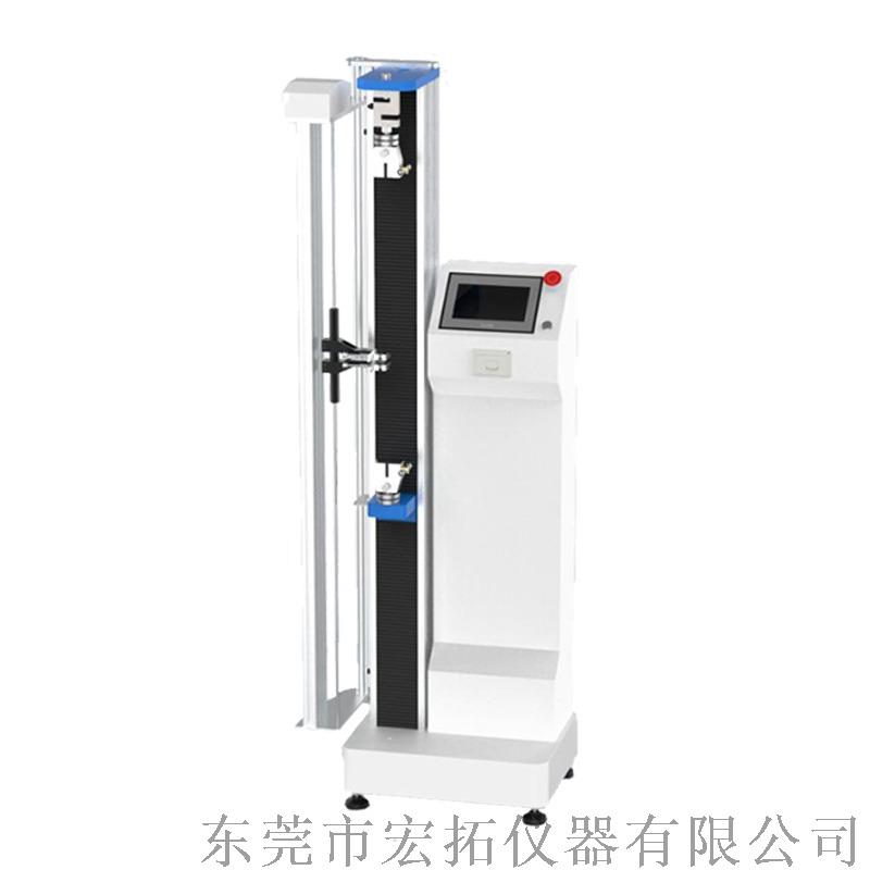 紡織面料拉力試驗機 電子拉力測試儀129582665